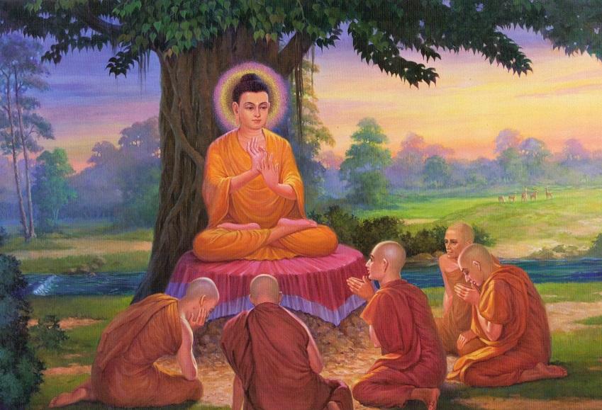 Aydınlanmış Bir Prens: Buda