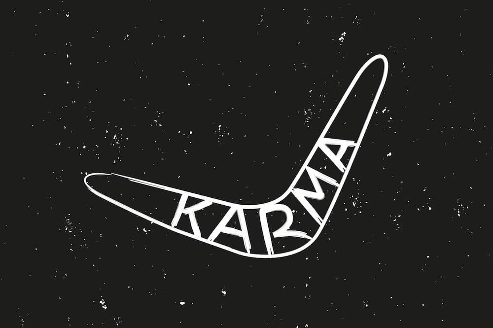 Her Eylemin Kaçınılmaz Sonucu: Karma