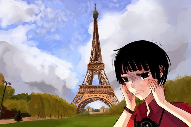 Hayaller: Paris, Gerçekler: Paris Sendromu